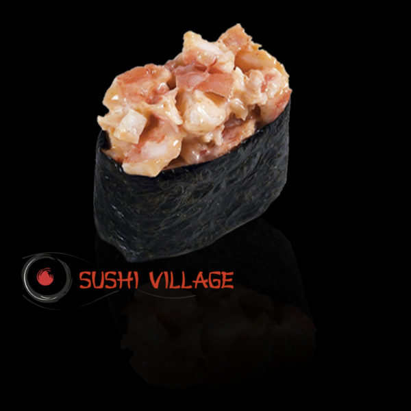 Суши_запеч лосось